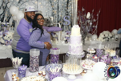 JANUARY 18TH, 2020: SHAQUANA AND SHARROD'S BABY SHOWER