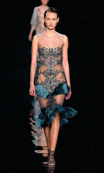 """New York Fashion Week FW16"",  REEM ACRA"