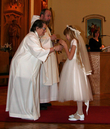 Nick's First Communion