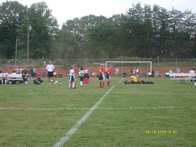 Cherokee Impact Soccer Tournament May 09