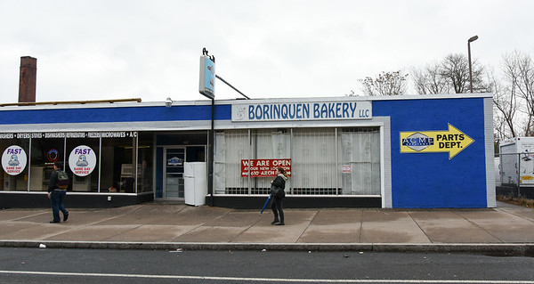 030117  Wesley Bunnell | Staff  296 Arch St which is the former home of Borinquen Bakery.