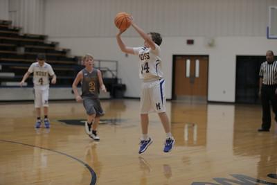 calvin at moss basketball 2019