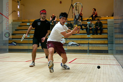 2011-02-26 Alex Spiliotes (Haverford) and Joshua Ko (Boston College)