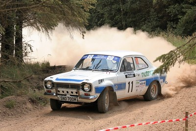 S. M. C. Members on the Greystoke Stages (7th of July 2019)