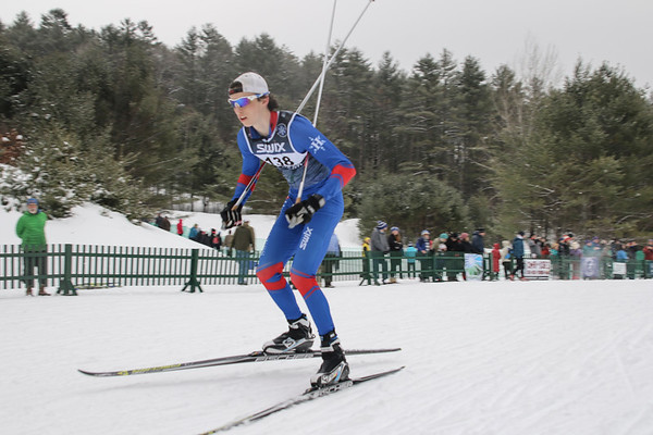 Eastern Cup Nordic Race at Oak Hill | February 10