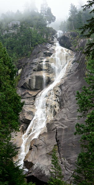 Shannon Falls, near Squamish