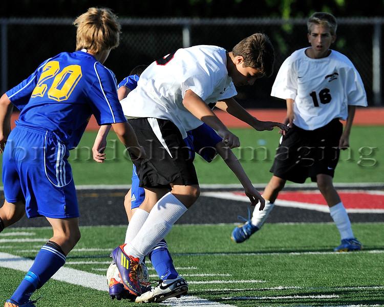 Lincoln-Way Central Freshman Soccer (2011)