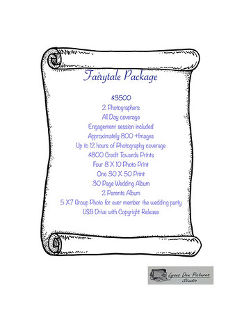 Fairytale Package