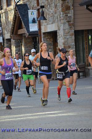 Northstar Mountain Run 2012