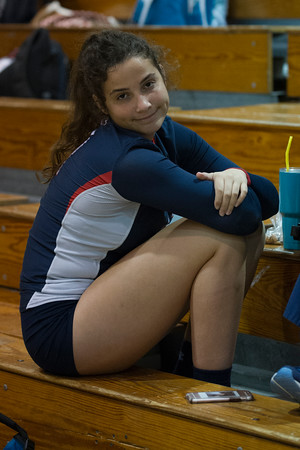 2016 TCH vs Cecilia Volleyball