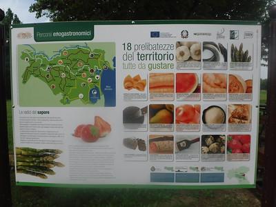 Day  13 - Castel San Pietro Terme to Chioggia