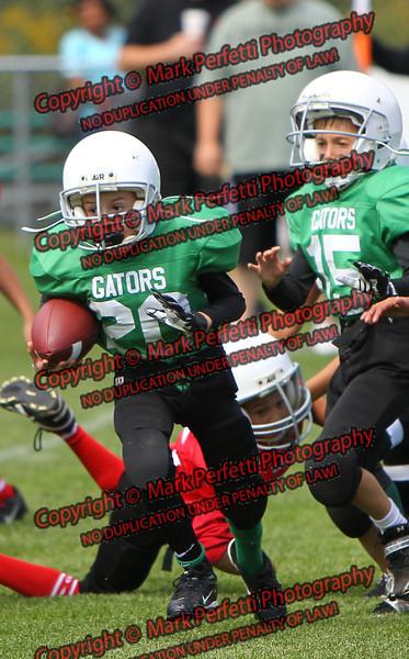 Scarlet vs Green 9-15-2012