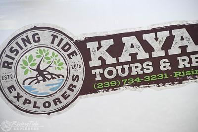 1230 PM Heart of Rookery Bay Kayak Tour - McGimsey & Katerberg