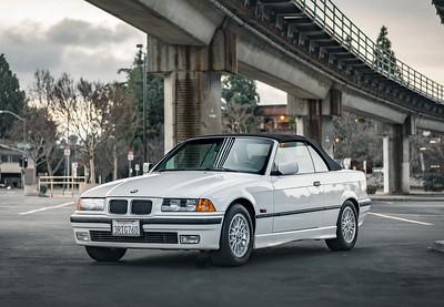2020-02-02 BMW 328i Photoshoot