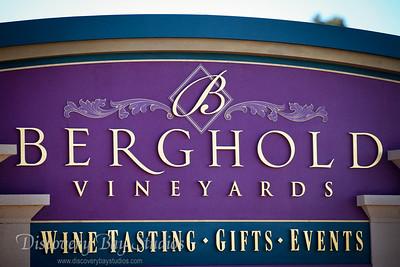 Berghold Winery, Lodi