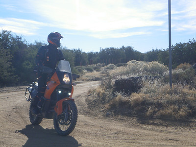 My 1st Anniversary of Dirt Riding - January 8th, 2012