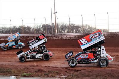 410 Sprints at Baps Motor Speedway - 11/14/20