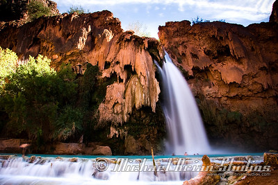 Havasupai Indian Reservation - The Falls