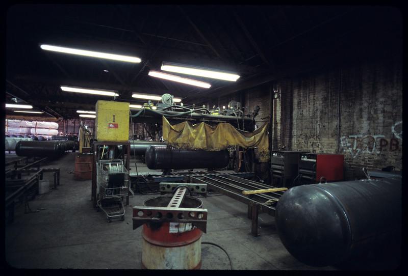 Roy E. Hanson Jr. Manufacturing, Los Angeles, 2004