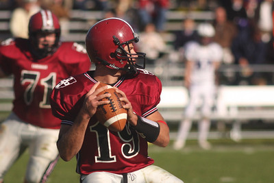 Wesleyan vs. Amherst<br>10/18/08