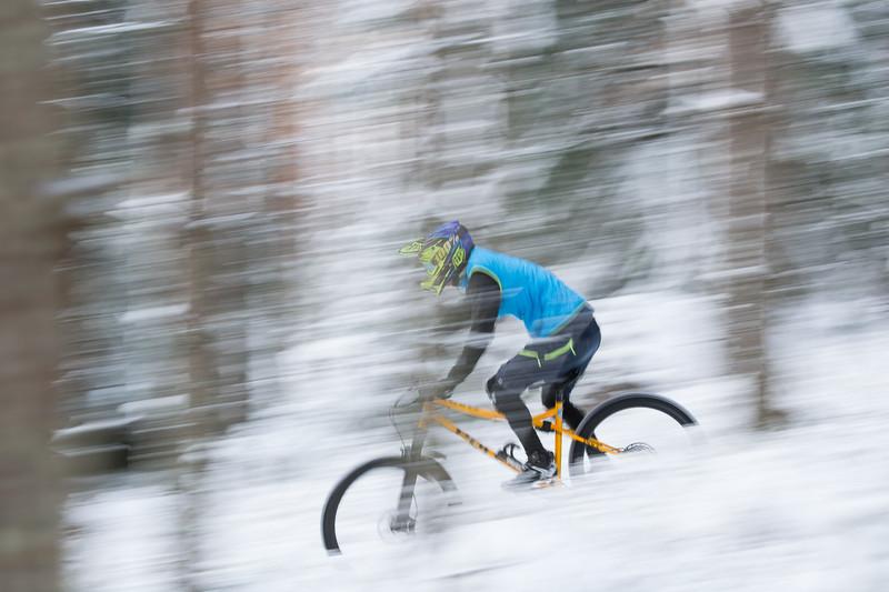 2019 MTB-Enduro winter photoshoot