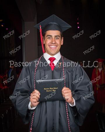 Chardon High School Graduation Individuals
