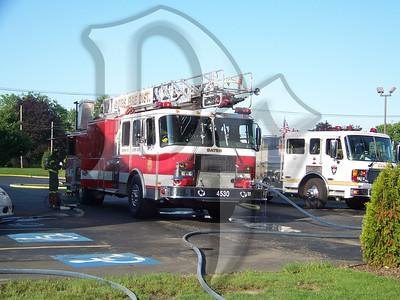 Stove Fire - Gates, NY 8/12/09