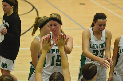 2011 Dixon Varsity Girls vs Colfax