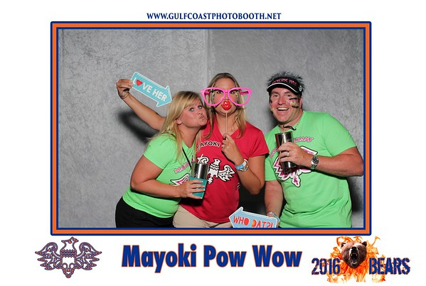 Mayoki Pow Wow Photo Booth Pictures