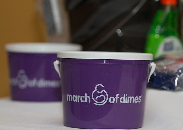 March of Dimes Dinner -2013 Newark