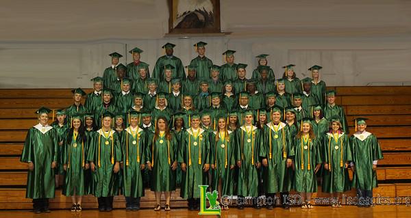 2012 LHS Graduation