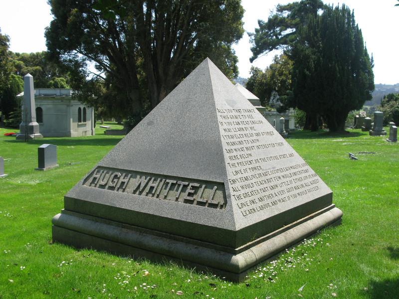 Hugh Whittell