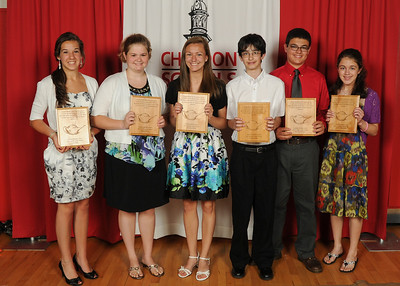 CMS 8th Grade Promotion Awards and Speakers