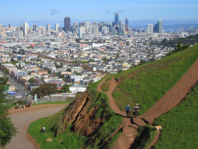 SF Urban Hike: Jan 1, 2017