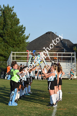 2019-09-16 North Oldham MS Varsity vs Ramsey Field Hockey