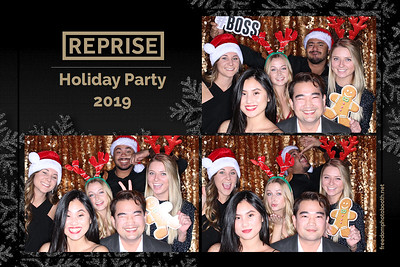 Reprise Holiday Party 12.12.19