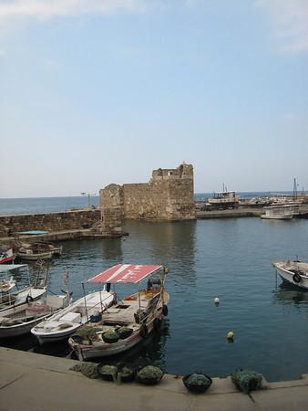 Lebanon 1:  9-10  Jan '08