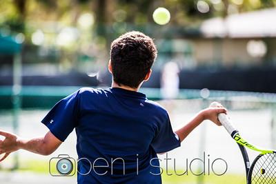 2017 Middle School Tennis
