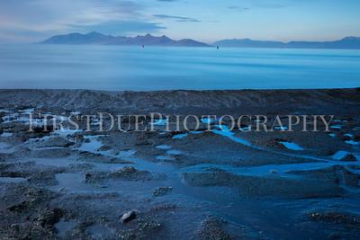 Great Salt Lake State Park, Utah