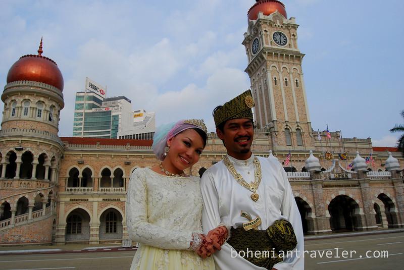 newly married couple in Kuala Lumpur.jpg