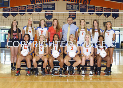 VARSITY/JV VOLLEYBALL TEAM PICTURES