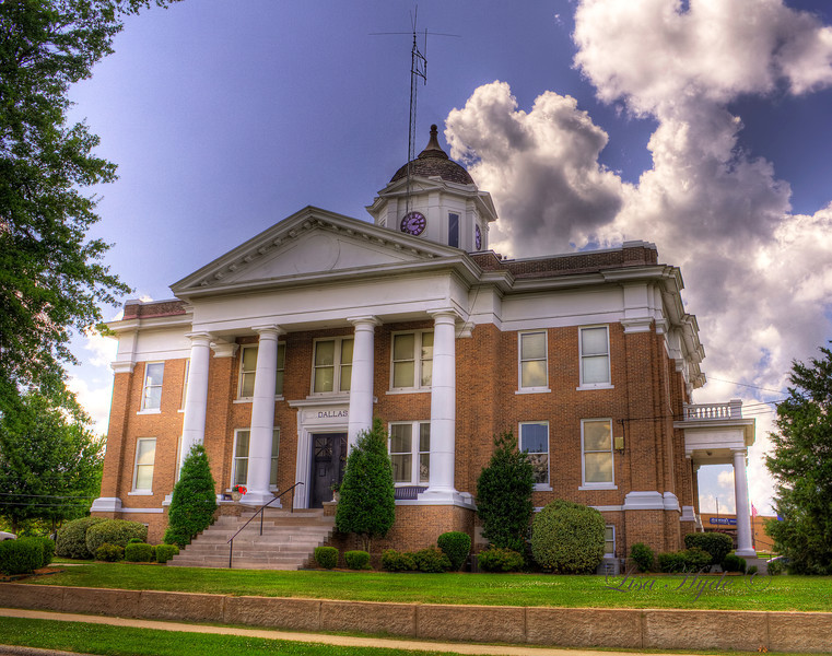 Dallas County Courthouse - Fordyce, AR