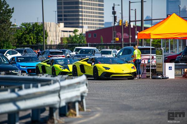 CF Charities Supercar Show