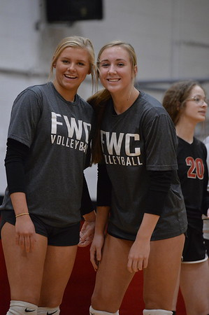 FWC Volleyball  10-17-2019
