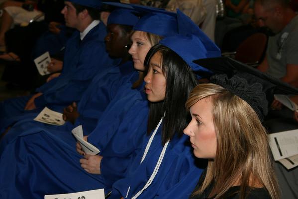 2008 Summer Graduation