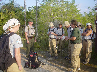 2007 Big Cypress Americorps crew