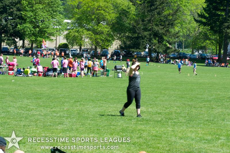 Recesstime Sports Leagues Portland Kickball Spring 2013 Dodgeball Bowling Ping Pong Mushball - 150