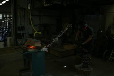 31073 wvu magazine blacksmith class