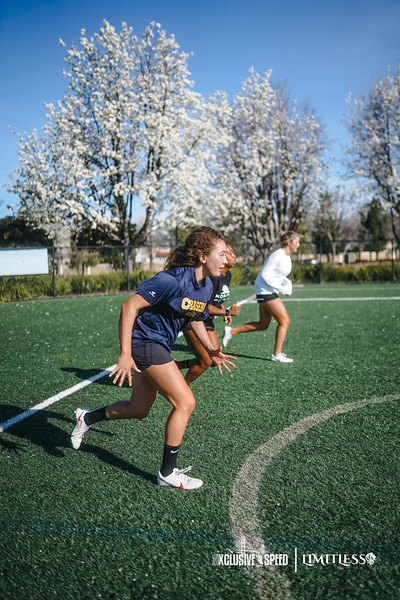XCLUSIVE SPEED WOMAN'S SOCCER WORKOUTS