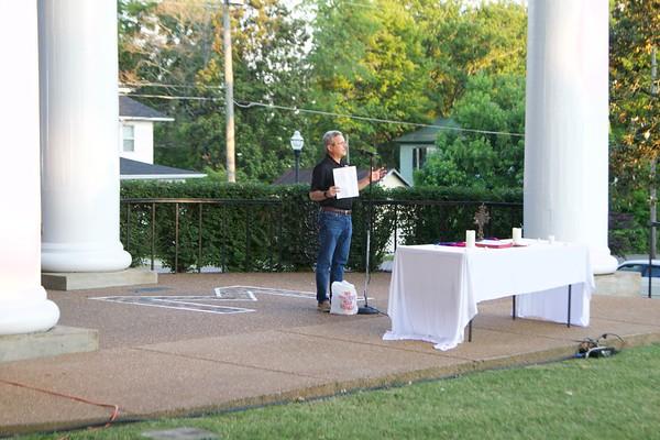 Community Prayer Vigil 2020